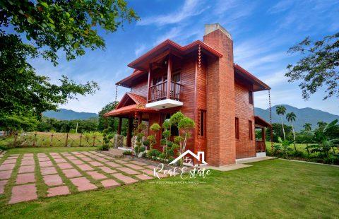 Venta Hermosa Villa Amueblada 2 Niveles - Jarabacoa