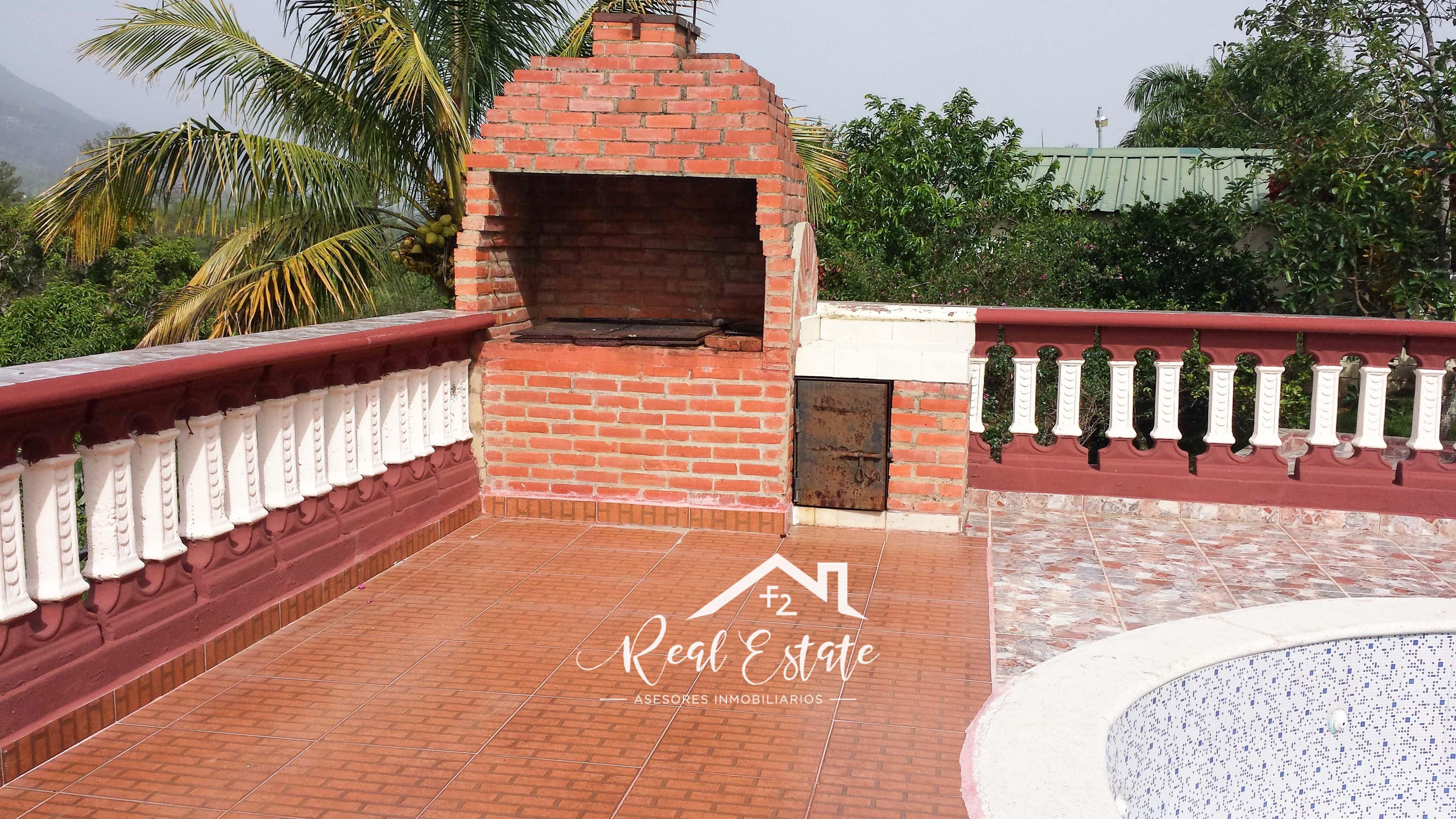 Venta T Pica Caba A Amueblada Sabaneta Jarabacoa F2 Real Estate # Muebles En Nagua Republica Dominicana