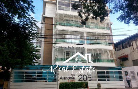 Alquiler Apartamento Torre Armonía - Gazcue