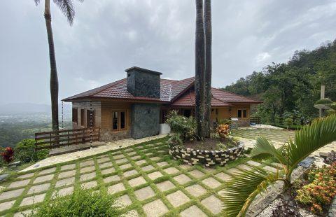 Alquiler Villa Hermosa Vista Panorámica - Jarabacoa