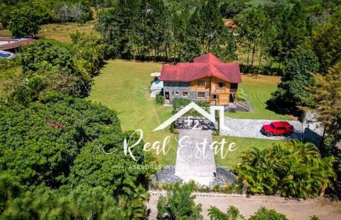 Venta Villa Virginia, Jarabacoa
