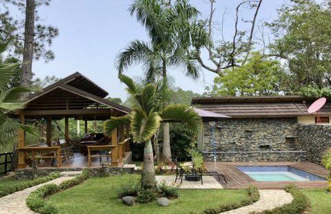 Cabaña Alquiler – Villas Los Pinos - Pinares Jarabacoa