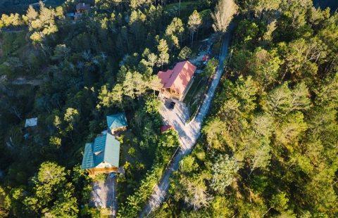 Cabaña Madera, Estancita Jarabacoa