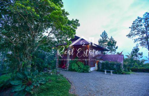 Venta Cabaña Vilalta, Jarabacoa