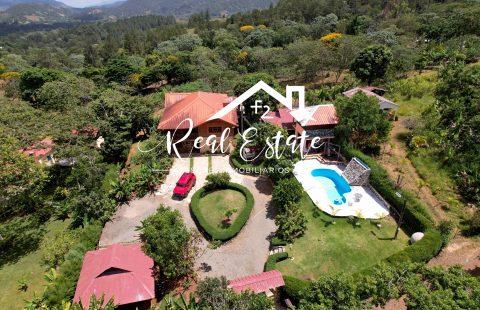Venta Villa PL - Manabao Jarabacoa