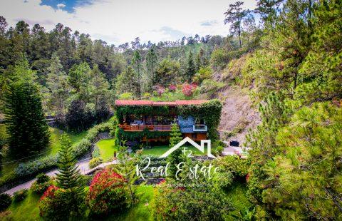 Venta Villa VR - Manabao, Jarabacoa