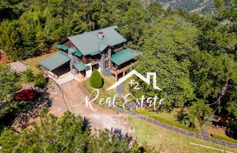 Venta Villa Amueblada, Jarabacoa